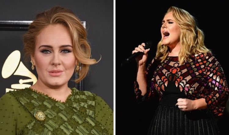 Adele haircut: Has Adele shaved her hair off? | Celebrity ...